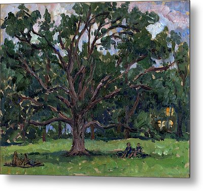 Tanglewood Tree Metal Print by Thor Wickstrom
