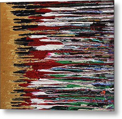 Tears Of The Sun Metal Print by Ralph White