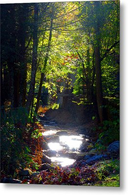 Tennessee Spring Metal Print by Brittany Horton