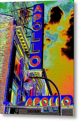 The Apollo Metal Print by Steven Huszar