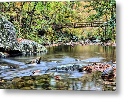 The Appalachian Trail Metal Print by JC Findley