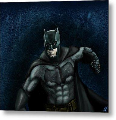 The Batman Metal Print