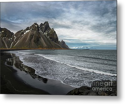 Metal Print featuring the photograph The Beauty Of Iceland by Sandra Bronstein