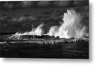 Metal Print featuring the photograph The Big One by Nareeta Martin