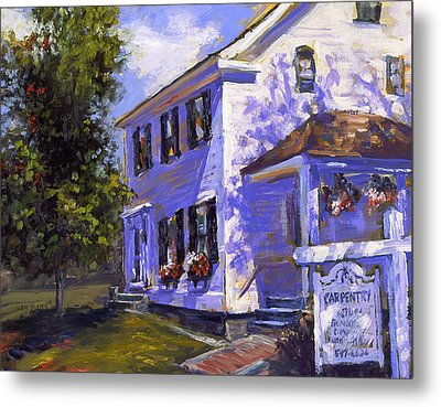 The Carpenters House Metal Print