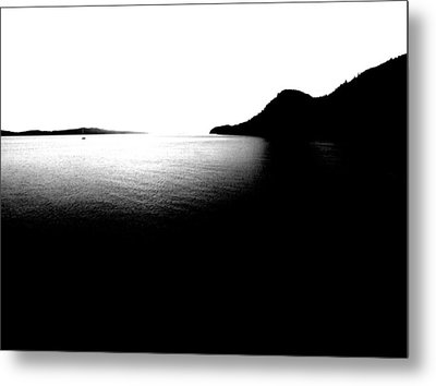 Metal Print featuring the photograph The Channel by Mark Alan Perry