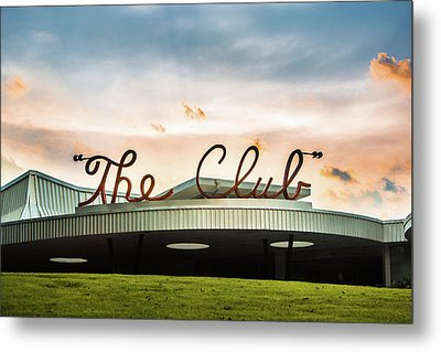 Metal Print featuring the photograph The Club Birmingham by Parker Cunningham