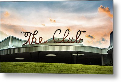 Metal Print featuring the photograph The Club Panorama by Parker Cunningham
