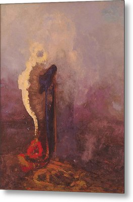 The Dream  Metal Print by Odilon Redon