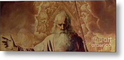 The Eternal Father, 1636 Metal Print