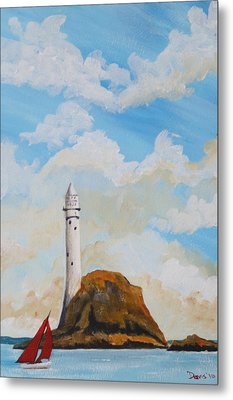 The Fastnet 1 Metal Print