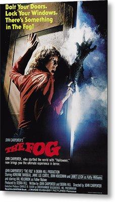 The Fog, Jamie Lee Curtis, 1980 Metal Print by Everett