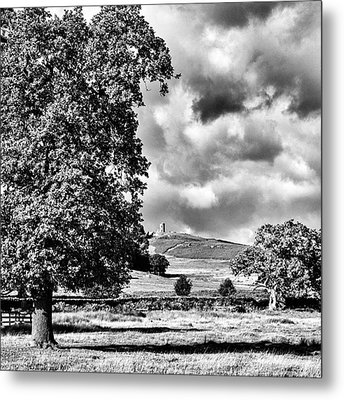 Old John Bradgate Park Metal Print by John Edwards