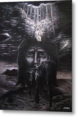 The Gospel Metal Print by Bill Stephens