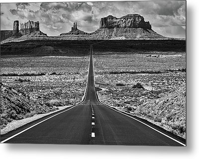 Metal Print featuring the photograph The Gump Stops Here by Darren White