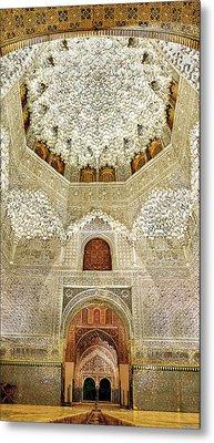 The Hall Of The Arabian Nights 2 Metal Print
