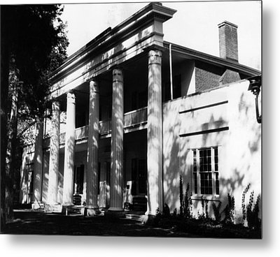 The Hermitage, Home Of President Andrew Metal Print by Everett