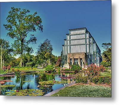 The Jewel Box Metal Print by William Fields