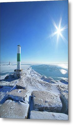 Metal Print featuring the photograph The Light Keepers by Phil Koch