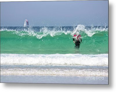 Metal Print featuring the photograph The Little Mermaid by Terri Waters