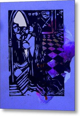The Mirror Room II Metal Print by Adam Kissel