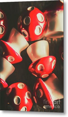 The Mushroom Stack Metal Print by Jorgo Photography - Wall Art Gallery