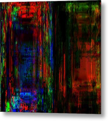 The Obvious Beauty In Diversity  Metal Print by Fania Simon