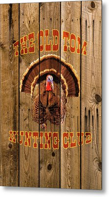 The Old Tom Hunting Club No. 3 Metal Print