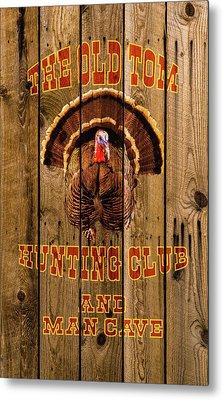 The Old Tom Hunting Club Metal Print