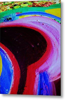 The Outer Rim Metal Print by HollyWood Creation By linda zanini