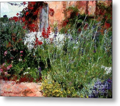 The Passion Of Summer Metal Print by RC DeWinter