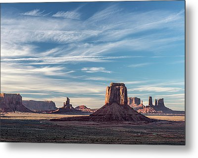 Metal Print featuring the photograph The Past by Jon Glaser