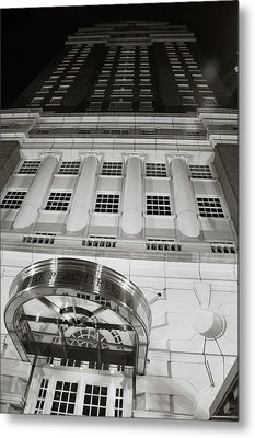 The Peachtree Metal Print