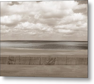 The Perfect Sky Is Torn Metal Print by Dana DiPasquale