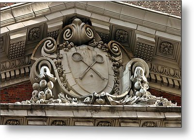 The Racquet Club Of Philadelphia 215 S 16th St Philadelphia Pennsylvania 19102 Metal Print