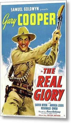 The Real Glory 1939 Metal Print