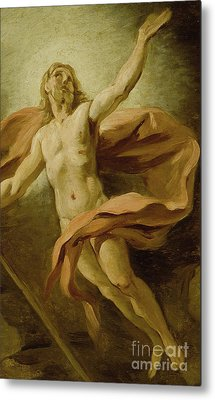 The Resurrection, 1739  Metal Print