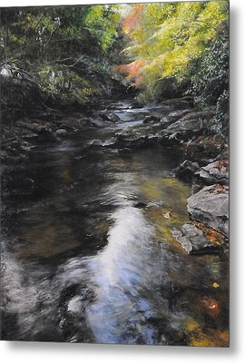 The River At Lady Bagots Metal Print by Harry Robertson