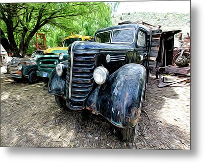 The Three Amigos Metal Print by James Steele