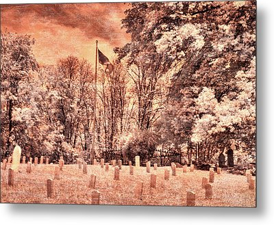 The Unknowns Metal Print