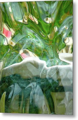 The Wonder Of It All Metal Print by Donna McLarty
