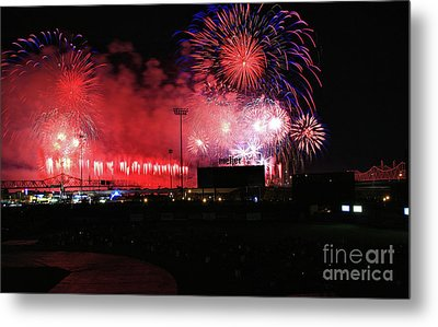 Thunder Over Louisville 2016 II Metal Print by Matthew Winn