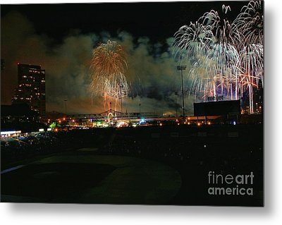 Thunder Over Louisville 2016 Metal Print by Matthew Winn