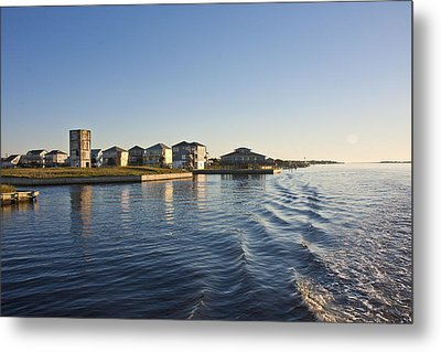 Ti Observation Tower 2 Metal Print by Betsy Knapp