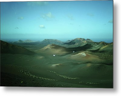 Timanfaya - Lanzarote Metal Print by Cambion Art