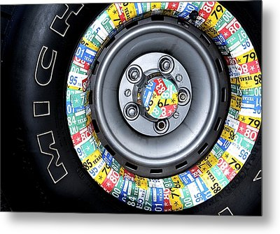 Time On Your Hands Metal Print by Sherry Davis