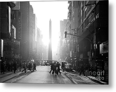 Timeless Buenos Aires Metal Print