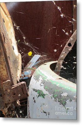 Metal Print featuring the photograph Timeless Wish by Marie Neder