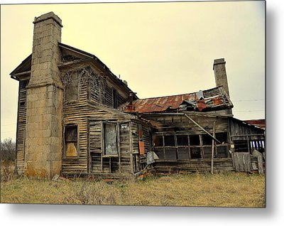 Times Past 2 Metal Print by Marty Koch