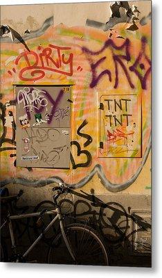 Tnt 1 Metal Print